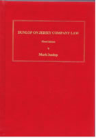 DUNLOP ON JERSEY COMPANY LAW.